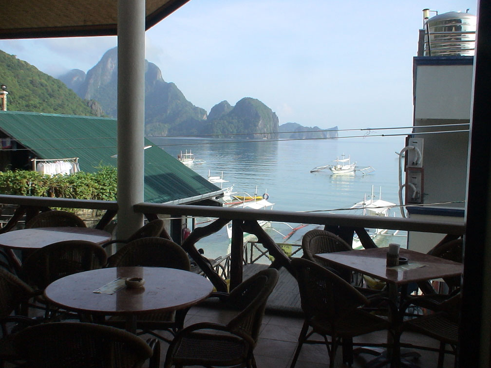 A travel guide for el nido palawan for Boutique hotel view