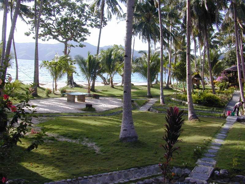 Coconut Garden Island Resort Cacnipa Island San Vicente